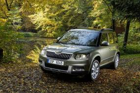 Skoda Yeti Outdoor review