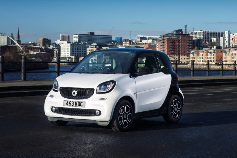 smart fortwo review review  Car review  RAC Drive