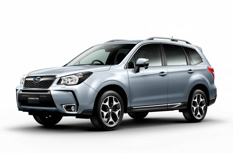 Subaru Forester 2.0D review