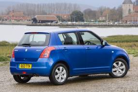 Suzuki Swift range (2005 - 2010) review