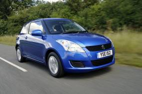 Suzuki Swift 1.2 review
