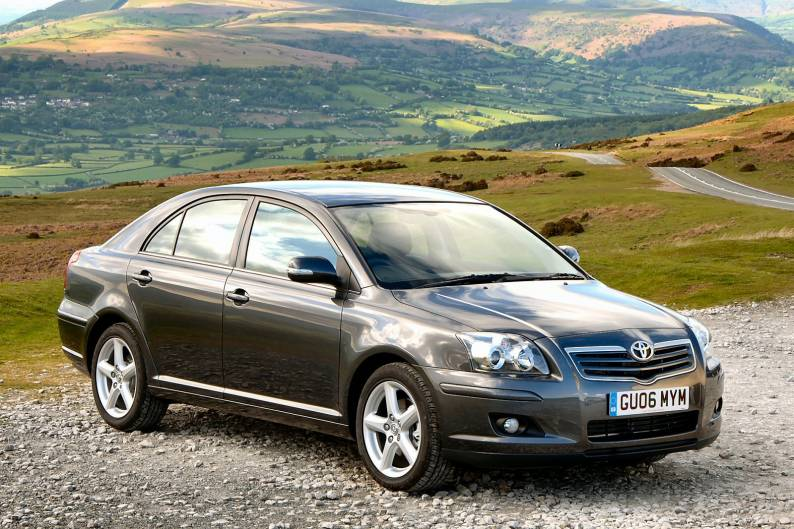 Used Car Batteries >> Toyota Avensis (2003 - 2009) used car review review | Car review | RAC Drive