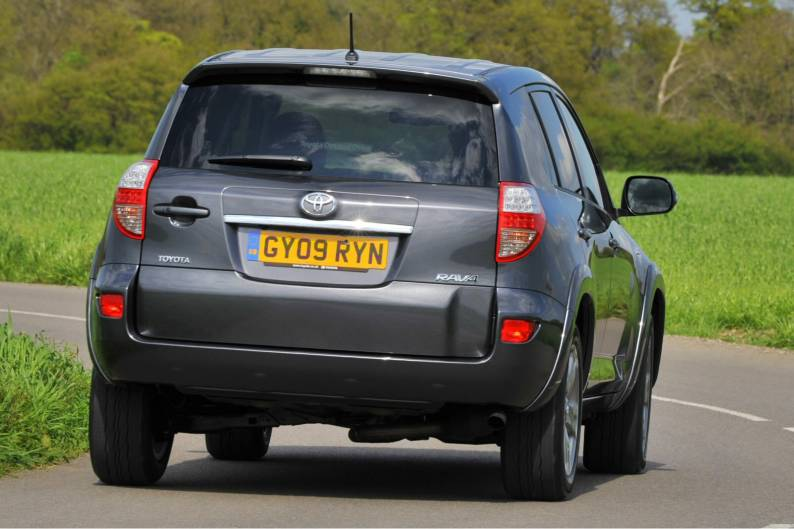 Toyota Rav4 2006 2010 Used Car Review Review Car
