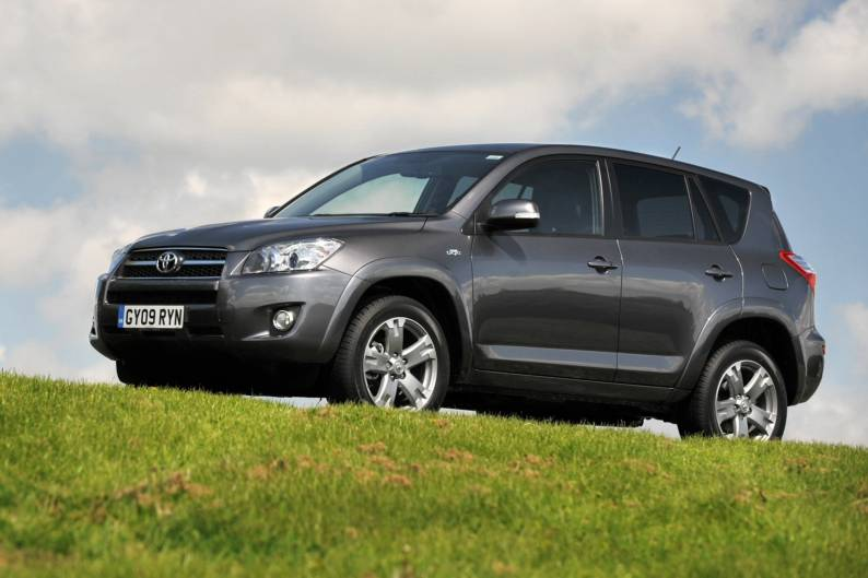 toyota rav4 2006 2010 used car review review car review rac drive. Black Bedroom Furniture Sets. Home Design Ideas