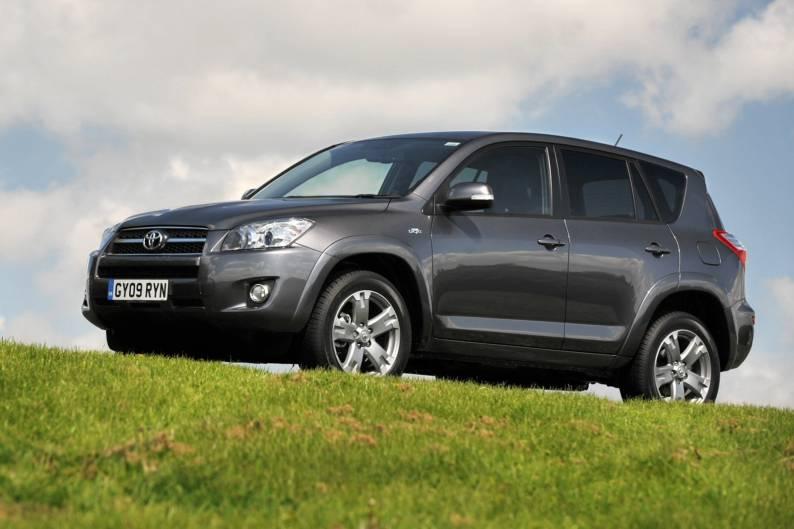 toyota rav4 2006 2010 used car review review car. Black Bedroom Furniture Sets. Home Design Ideas