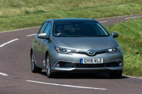 Toyota Auris 1.2T review