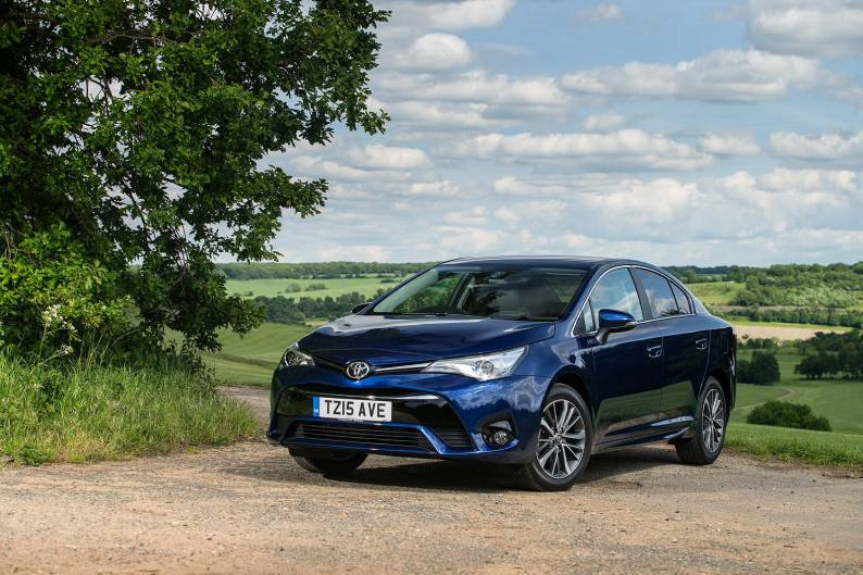 Toyota Avensis 1.6 D-4D review