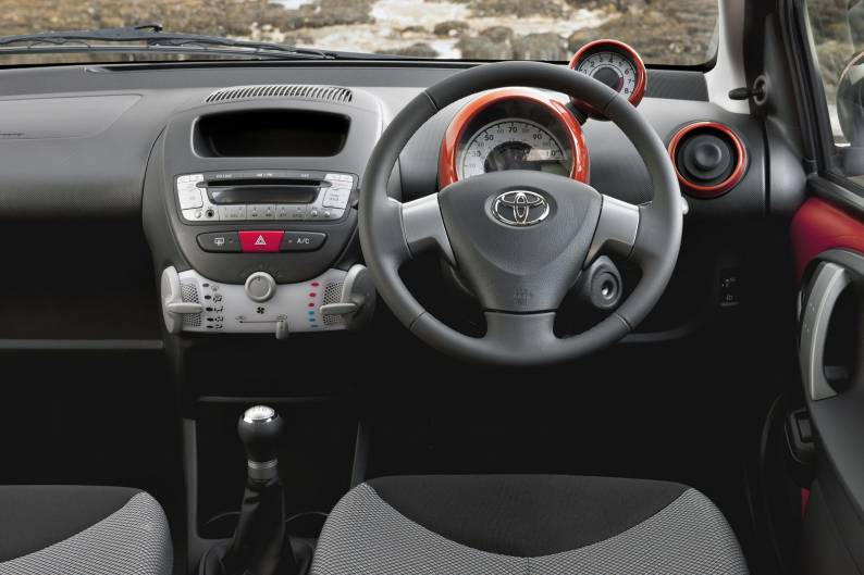 Toyota Aygo (2012 - 2014) review
