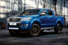 Toyota Hilux review