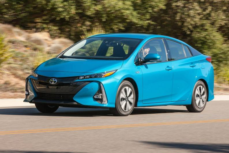 Toyota Prius Plug-in Hybrid review