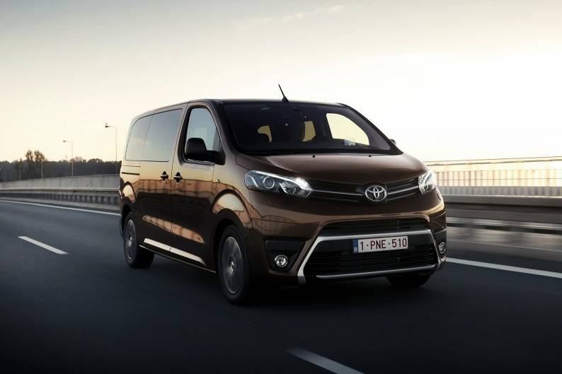 toyota proace verso review review car review rac drive