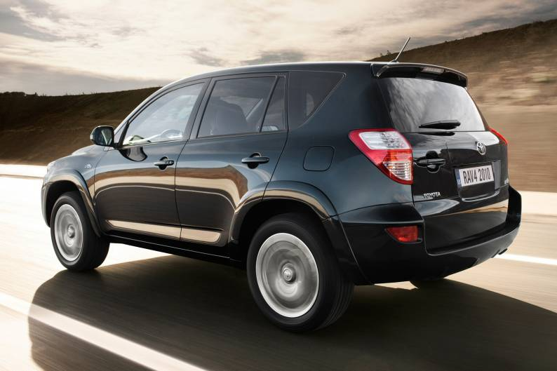 toyota rav4 2010   2013 used car review review car