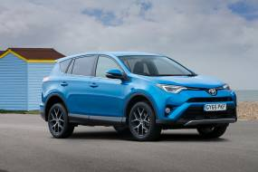 Toyota RAV4 2.0 D-4D review