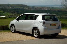 Toyota Verso (2009 - 2013) review