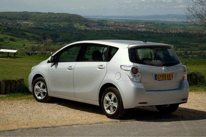 Toyota Verso (2009 - 2013) used car review
