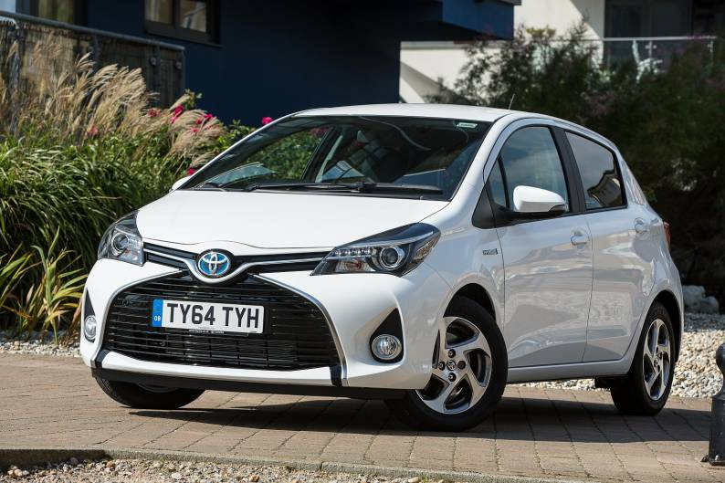 Toyota Yaris Hybrid review