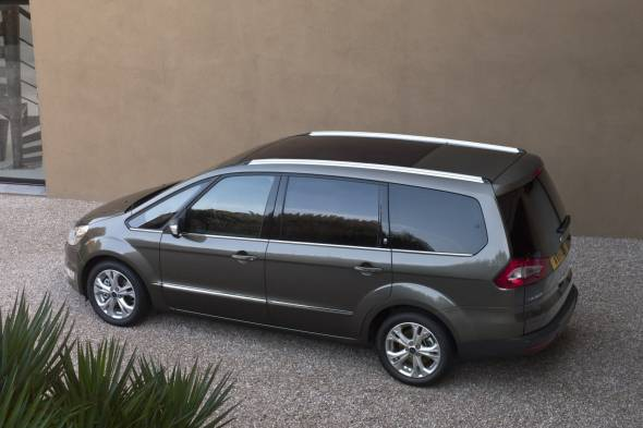 Ford Galaxy (2010 - 2015) review