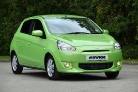 Mitsubishi Mirage (2013 - 2016) review