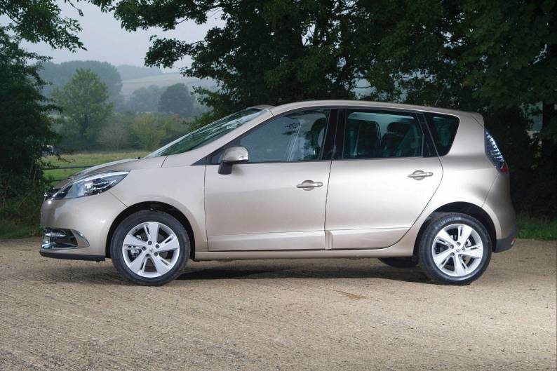 Renault Scenic (2013 - 2016) review