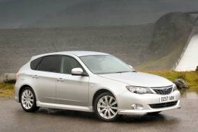 Subaru Impreza (2007 - 2010) review