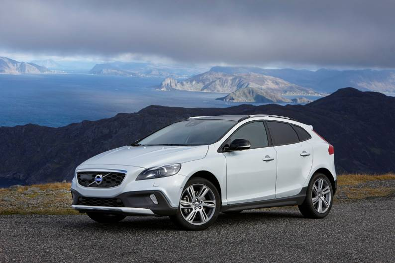 Volvo V40 Cross Country (2013 - 2016) review