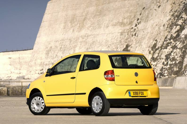 volkswagen fox 2006 2012 used car review review car. Black Bedroom Furniture Sets. Home Design Ideas