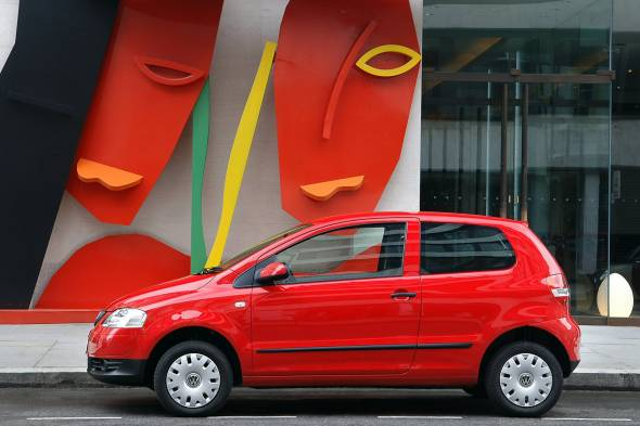 Volkswagen Fox (2006 - 2012) review