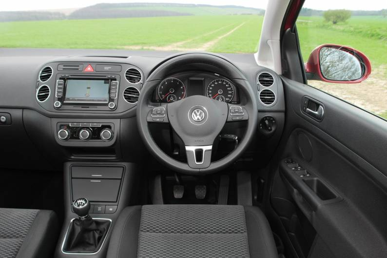 Volkswagen Golf Plus (2009 - 2013) review