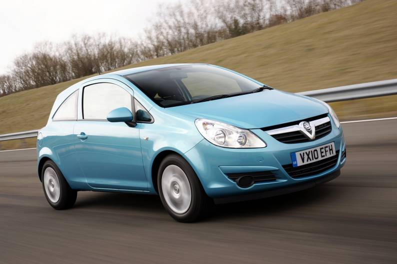 Vauxhall Corsa (2006 - 2010) review