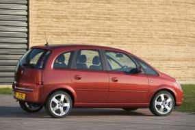 Vauxhall Meriva (2003 - 2010) review