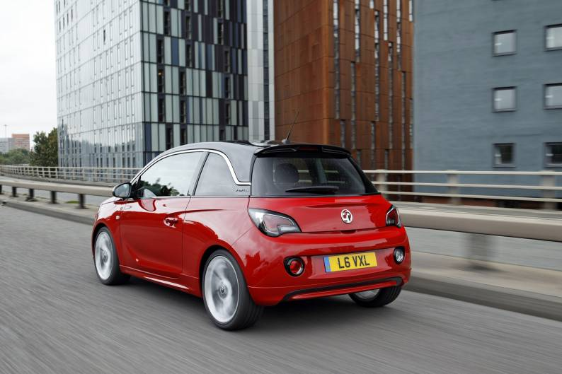 Vauxhall ADAM 1.2i 16v review