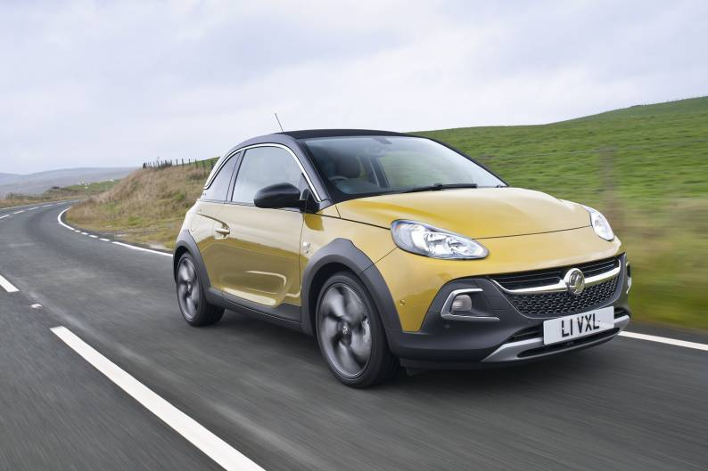 Vauxhall ADAM Rocks Air review