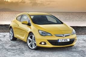 Vauxhall Astra GTC review