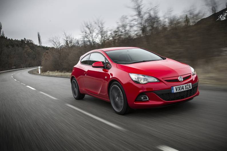 Vauxhall Astra GTC 1.6 CDTi review