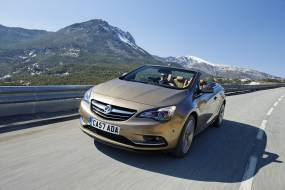 Vauxhall Cascada 1.4T review