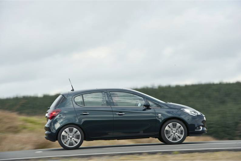 Vauxhall Corsa 1.3 CDTi review