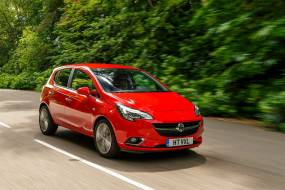 Vauxhall Corsa SRi 1.4 Turbo EcoFLEX review