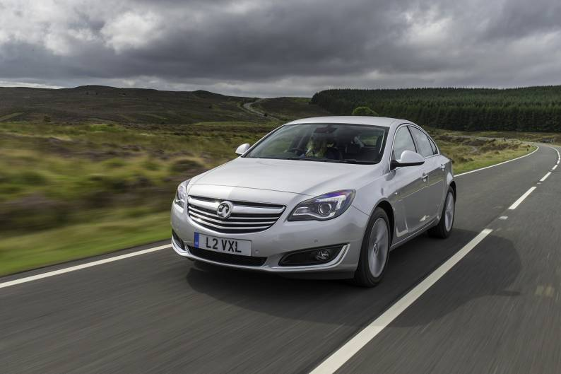 Vauxhall Insignia 1.6 SIDI review