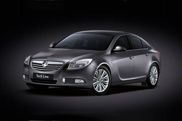 Vauxhall Insignia Tech Line range review