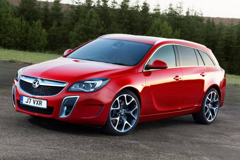 Vauxhall Insignia VXR SuperSport review
