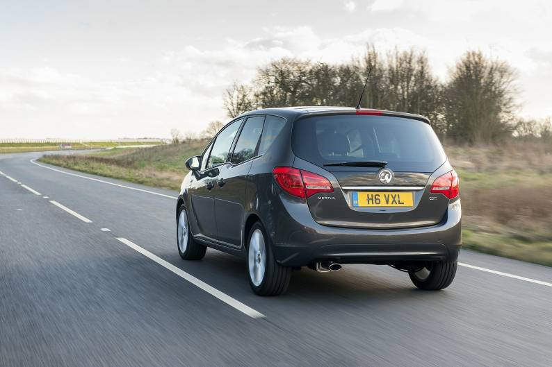 Vauxhall Meriva 1.4 VVT Turbo review