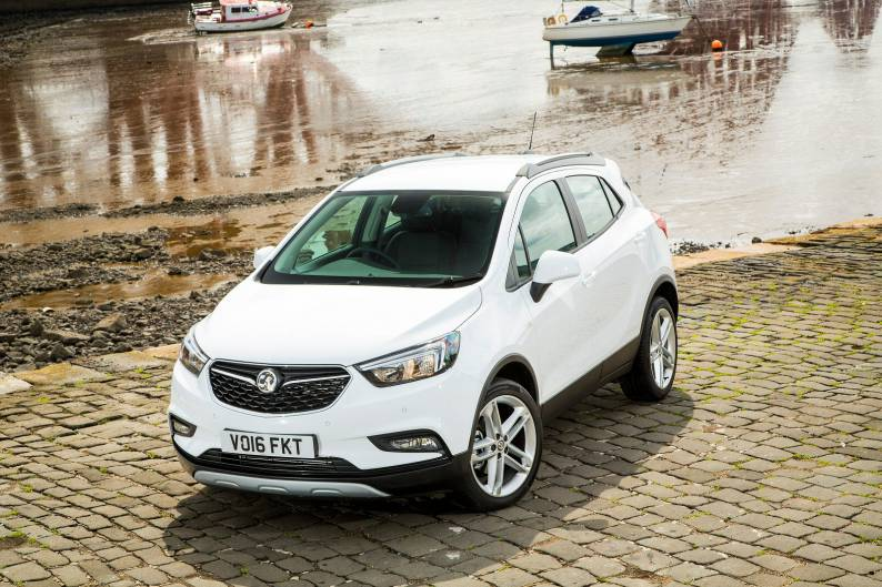 Vauxhall Mokka X (0 to date) review
