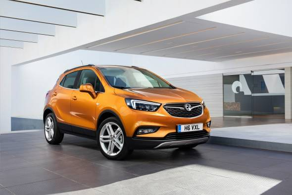 Vauxhall Mokka X 1.4T AWD review