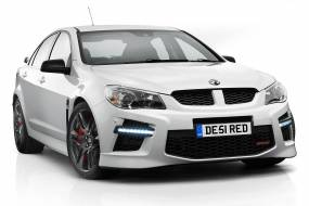 Vauxhall VXR8 GTS review