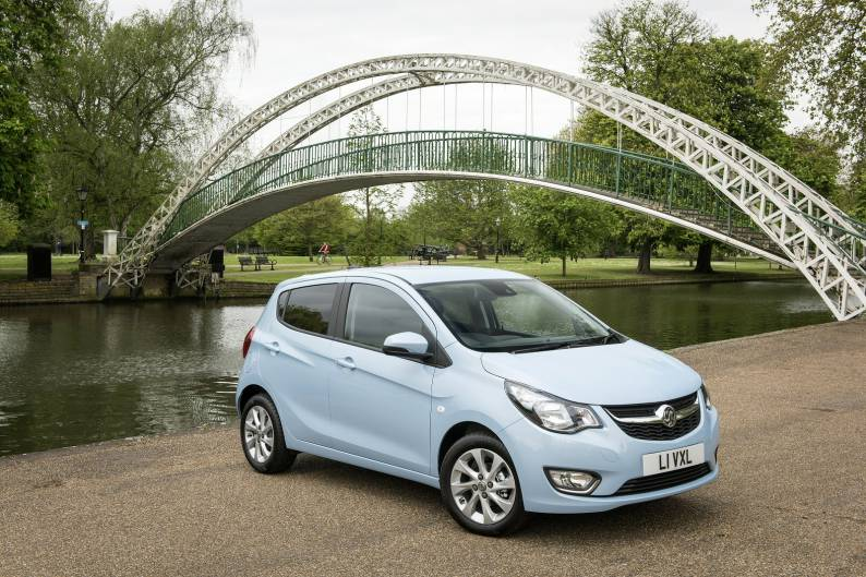 Vauxhall Viva 1.0i 75PS ecoFLEX review