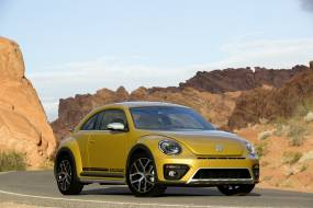 Volkswagen Beetle Dune review