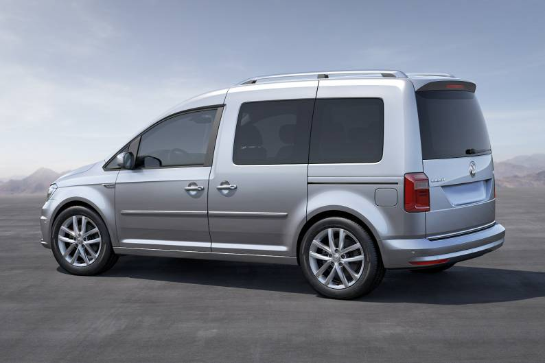 Volkswagen Caddy Life review