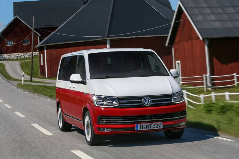 Volkswagen Caravelle 1991 2015 Used Car Review Review