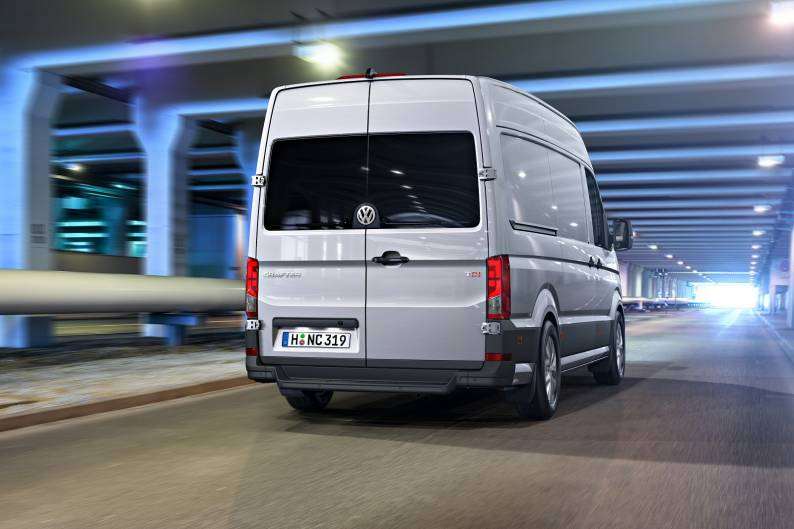 Volkswagen Crafter review