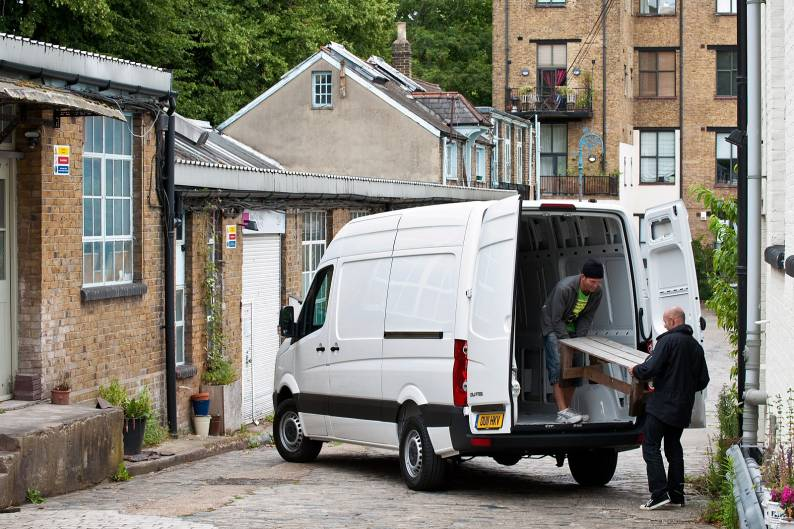 Volkswagen Crafter 2.0 TDI 109 MWB review